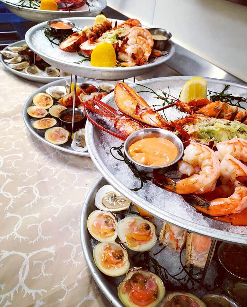 seafood-plater